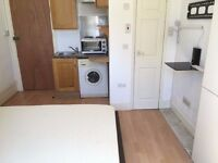 Bedsit/Studio with Garden near Figs Marsh Park incl all the bills WiFi Tooting/Mitcham Eastfield