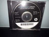 Hp photosmart wireless e-all-in-one b110 series printer scanner
