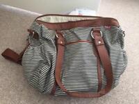 Nappy bag babymel