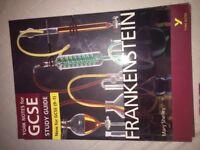 GCSE English 9-1 Frankenstein Revision Guide