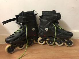 Roller men's Twister 80 Urban Skate 2015. Size: 8.