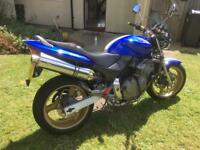 Honda Hornet 600, very low mileage