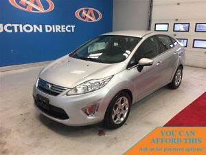 2011 Ford Fiesta SEL ALLOYS! FINANCE NOW!