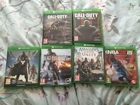 Xbox games bundle