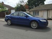 2003 Mazda 6 2.0, 2 Owners and 2 Keys, FSH, 1 Yrs MOT, 127k Miles Only, Excellent Condition