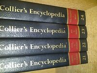 Colliers Encyclopedia 24 Volumes
