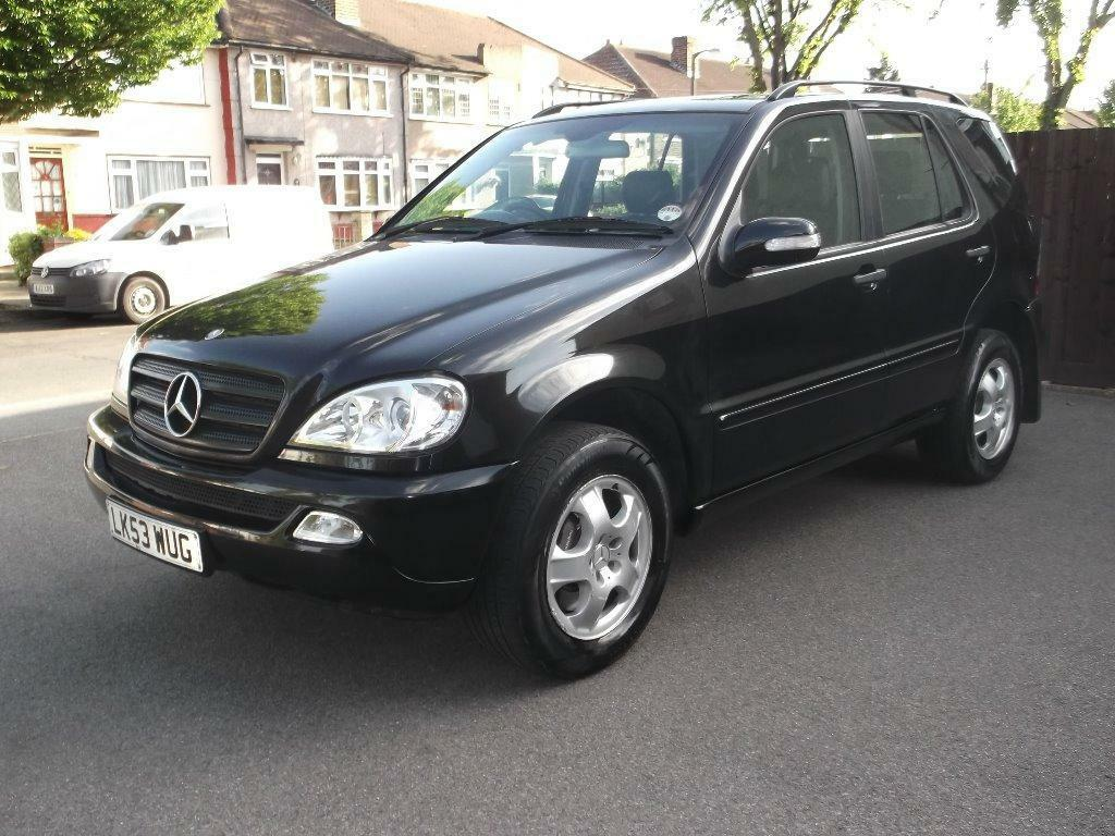 mercedes ml 270 cdi in vgc 53 plate in dagenham london. Black Bedroom Furniture Sets. Home Design Ideas