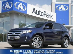 2011 Ford Edge Limited AWD| Heated Leather| My Ford Touch with N