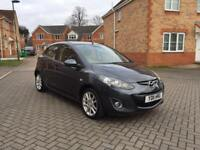 2011 MAZDA 2 SPORTS, 12 MONTH MOT FULL MAZDA SERVICE HISTORY, LOW MILEAGE, HPI CLEAR, CROUIS