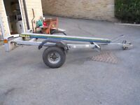 Trelgo Motorcycle Trailer with Tilt action