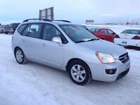 2009 Kia Rondo EX Rated A+ by the B.B.B