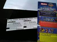 2 Altown Tower tickets