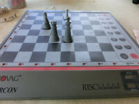 Chess Game - electronic