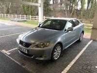 Lexus IS 220D SE-L Diesel Turbo. Limited edition. Not BMW Audi