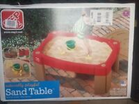 Childs sand table