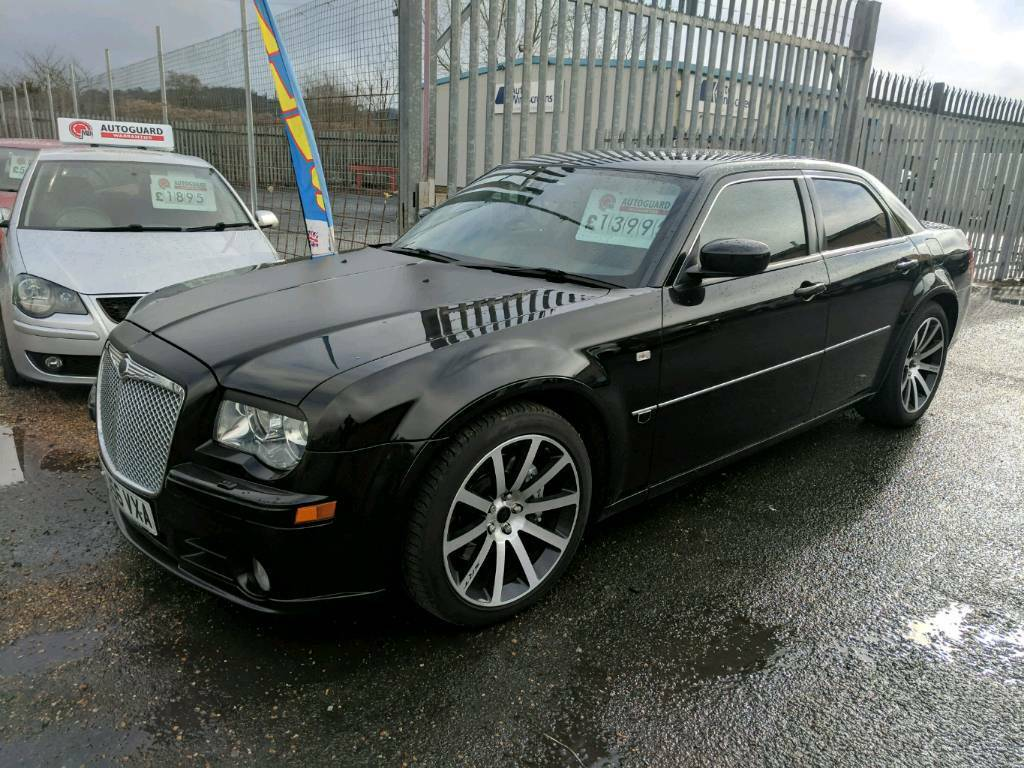chrysler 300c srt8 hemi massive spec lovely rare car in canterbury kent gumtree. Black Bedroom Furniture Sets. Home Design Ideas