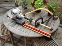 Ryobi multi tool strimmer/hedge cutter