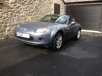 Mazda MX5 Mark 3 Soft Top Convertible. Low mileage and FSH. Lovely example of this great driving car