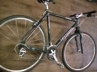 cannondale xs800 road bike great condition