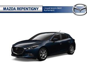 2018 Mazda MAZDA3 SPORT GX * CAMERA, A/C, CRUISE CONTROL, BLUETO
