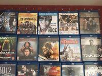 Selection Of Blu Ray dvds & dvds Jeremy Clarkson cars