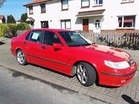 Saab 9-5 2.3 turbo