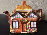 Cottage Teapot
