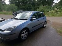 FOCUS ZETEC ONLY 70K FSH ONE FORMER KEEPER!