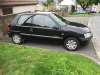Peugeot 106 - 52 plate. 71,000 miles. Some key marks on panels and engine light on (2nd gas sensor)