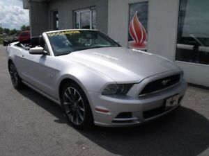 2013 Ford Mustang GT 5,0L**CONVERTIBLE**AUTOMATIQUE