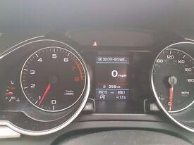 Audi A5 2.0 TFSI 211 HP 2009 WHITE