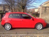 VOLKSWAGEN GOLF GT TDI 2006 (56)**LONG MOT**FULL SERVICE HISTORY**STUNNING CAR**ONLY £3695!!!