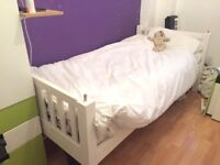 Bunk beds - white wooden