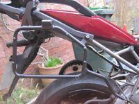 Givi 650 Versys Pannier Frame PL447 - £65