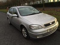 Vauxhall Astra comes with private plate mot