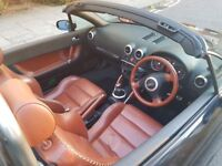 Audi TT roadster 1.8T 225bhp rare interior