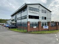 MODERN SPACIOUS OFFICES TO LET FROM £65 pw - FREE UTILITIES - NO SERVICE CHARGES - Hucknall NG15 7SZ