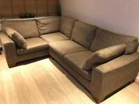 Next Fabric Corner Sofa