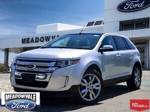 Ford Edge Sel Leather Navigation Sunroof
