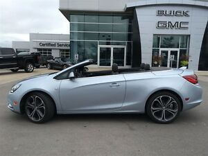 2016 Buick Cascada Premium Leather|Navigation|Remote Start|Backu Peterborough Peterborough Area image 2