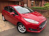 2016 Ford Fiesta 1.0 Zetec - £0 Tax