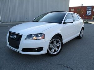 2009 Audi A3 2.0T PANORAMIC ROOF EXTRA CLEAN