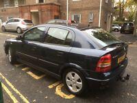 Vauxhall Astra 1.6 petrol 5 speed manual 1 former keeper full service history