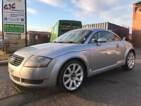 AUDI TT 225 1.8 TURBO IMMACULATE CAR WITH STACKS OF SERVICE HISTORY