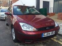 Ford Focus 1.8 TDCi LX 5dr 5 Speed Manual Diesel