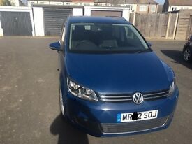 Immaculate condition 2012 VW Touran 2.0TDI SE 7Seater