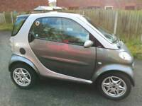 Smart for two 600cc