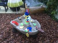 Little Tykes Anchors Away Water Table