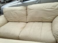 Leather sofas Very good condition