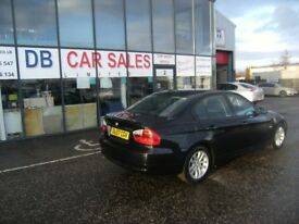 DIESEL !!! 2007 07 BMW 3 SERIES 2.0 320D SE 4D 161 BHP **** GUARANTEED FINANCE ****